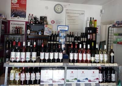 Gödöllő borkereskedés